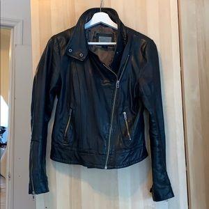 Mackage Leather Jacket - Size Medium